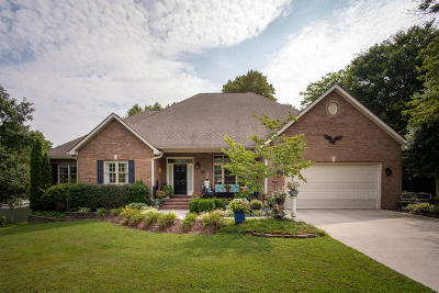 Somerset Single Family Home For Sale: 108 Wildwood Drive