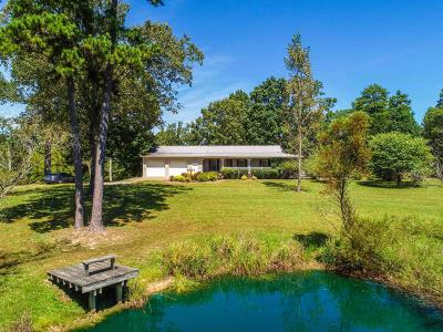 Somerset Single Family Home Active Under Contract: 696 Denton Phelps Road