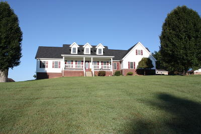 Somerset Single Family Home For Sale: 507 McKee Circle