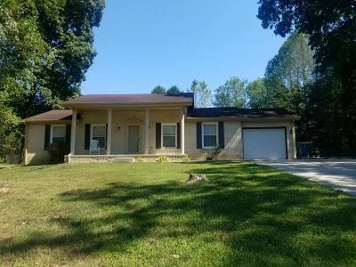 Somerset Single Family Home For Sale: 3726 Hickory Hill Drive