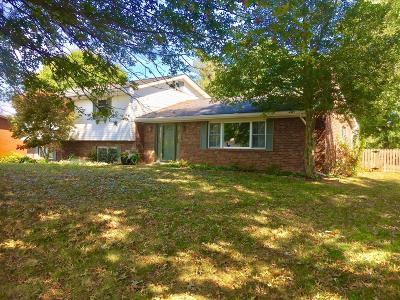 Somerset KY Single Family Home For Sale: $239,900