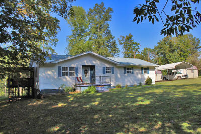 Somerset KY Single Family Home Active Under Contract: $119,900