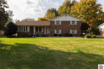 Paducah Single Family Home Contract Recd - See Rmrks: 335 Franklin St