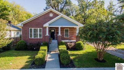 Single Family Home Contract Recd - See Rmrks: 1638 Martin Luther King Jr.