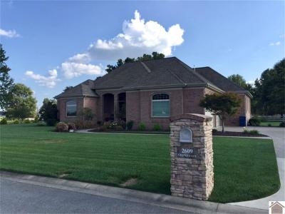 Calloway County Single Family Home For Sale: 2609 Stonegate Drive