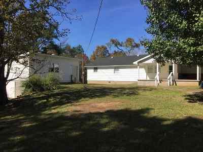 Single Family Home For Sale: 847 Ridge Rd