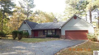 Marshall County Single Family Home Contract Recd - See Rmrks: 454 Taft Road