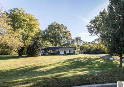 McCracken County Single Family Home For Sale: 160 Pecan Court
