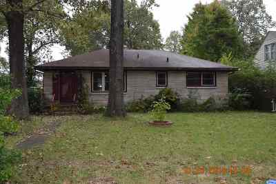 Single Family Home Contract Recd - See Rmrks: 2731 Clay