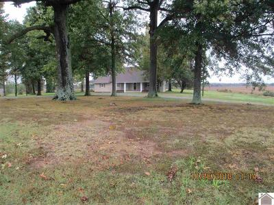 Graves County Single Family Home Contract Recd - See Rmrks: 1591 Old Dublin Rd