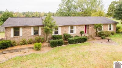 Paducah Single Family Home Contract Recd - See Rmrks: 6510 New Hope Church Rd