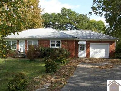 Graves County Single Family Home Contract Recd - See Rmrks: 149 Lamb Dr