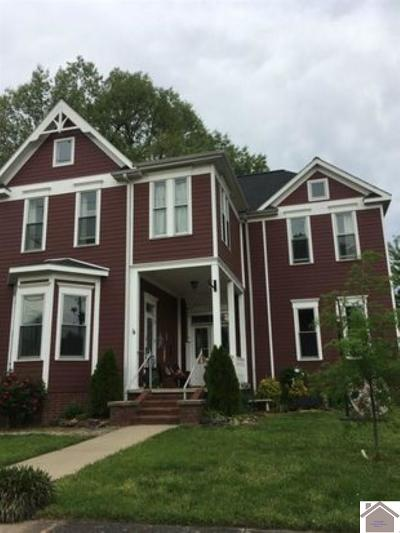 McCracken County Single Family Home For Sale: 719 Madison