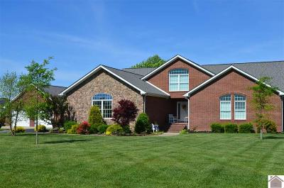 McCracken County Single Family Home For Sale: 1155 McKendree Church Rd