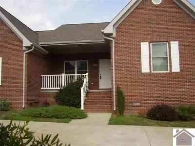 Graves County Condo/Townhouse For Sale: 1124 Links Ln