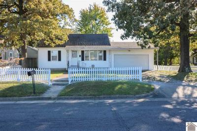 McCracken County Single Family Home For Sale: 1473 N 10th Street