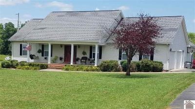Lyon County, Trigg County Single Family Home For Sale: 2138 St Rt 93n