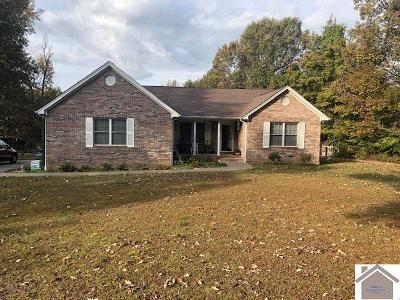 Paducah Single Family Home Contract Recd - See Rmrks: 930 Wayside Drive