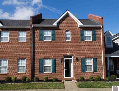 McCracken County Condo/Townhouse For Sale: 2104 West Park Drive