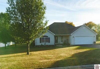 Single Family Home Contract Recd - See Rmrks: 175 Heather Lane