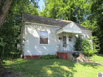 McCracken County Rental For Rent: 321 S 28th Street