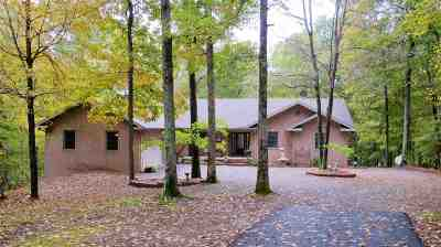Cadiz, Trigg County, Eddyville, Kuttawa, Grand Rivers Single Family Home Contract Recd - See Rmrks: 521 Wheaton Way
