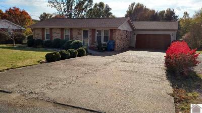 Murray Single Family Home For Sale: 1621 Catalina
