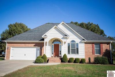 Murray Single Family Home For Sale: 130 Grayson