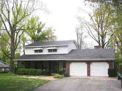 Paducah Single Family Home For Sale: 4900 I C Avenue