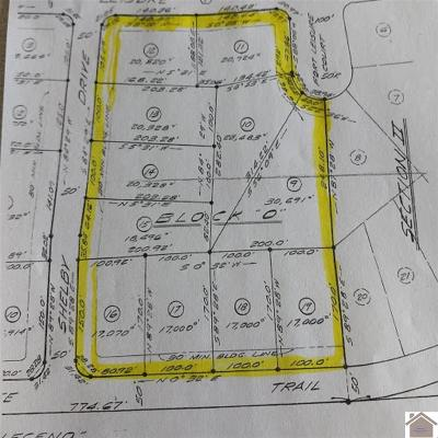Gilbertsville Residential Lots & Land For Sale: 404 Fort Leisure Trail