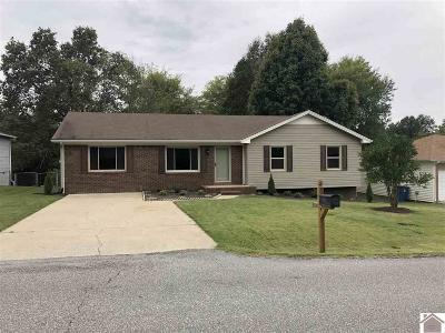 Paducah Single Family Home Contract Recd - See Rmrks: 117 Windmere Drive