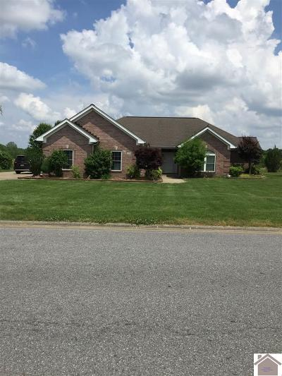 McCracken County Single Family Home For Sale: 125 Clubhouse Drive