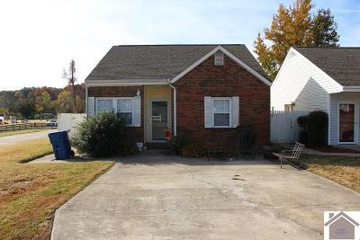 Murray Single Family Home For Sale: 903 Southwood