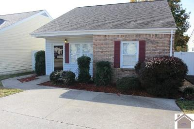 Calloway County Single Family Home For Sale: 905 Southwood