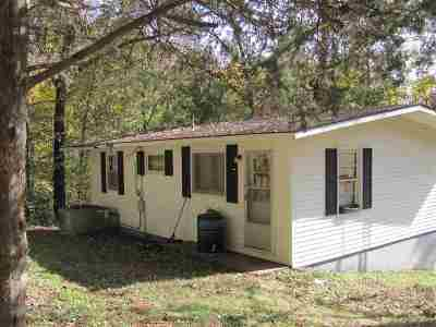 Single Family Home For Sale: O Boatwright Trail