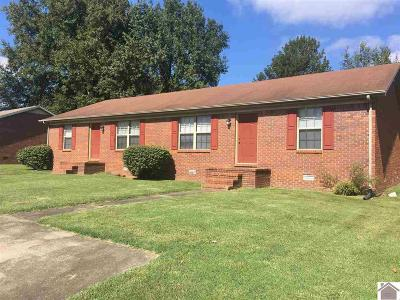 Calloway County Multi Family Home For Sale: 406 Northwood Units A & B