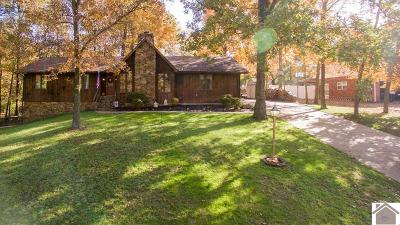 Paducah Single Family Home Contract Recd - See Rmrks: 333 Drawbridge Trace