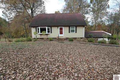 Paducah Single Family Home Contract Recd - See Rmrks: 175 Misty Lane