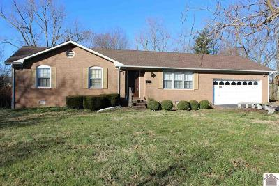 Calloway County Single Family Home For Sale: 1202 S 16th Street