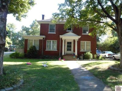 Mayfield Single Family Home For Sale: 620 E College St