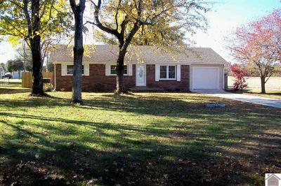Graves County Single Family Home Contract Recd - See Rmrks: 93 Etheridge