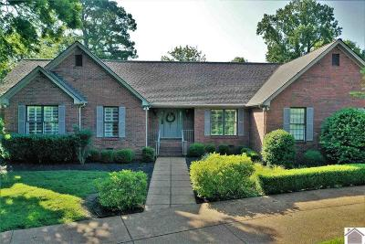 Paducah Single Family Home For Sale: 4300 Summer Hill Court