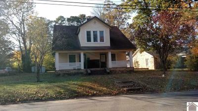 Calloway County Single Family Home For Sale: 203 N 10th Street