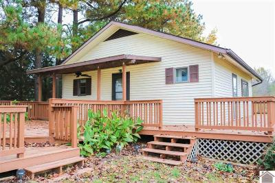 Paducah Single Family Home For Sale: 2945 Hardmoney Road