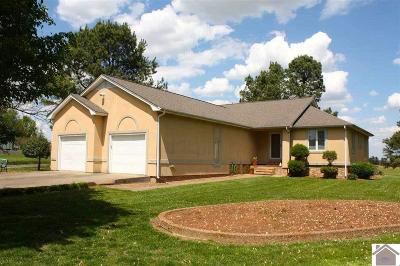Kevil Single Family Home For Sale: 3760 Kelley Road
