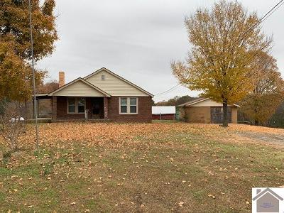 Benton Single Family Home Contract Recd - See Rmrks: 1115 Olive Creek Rd