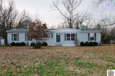 Paducah Manufactured Home Contract Recd - See Rmrks: 5131 Cold Springs Road