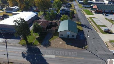 Marshall County Commercial For Sale: 300 E 12th Street