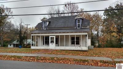 Calloway County Single Family Home For Sale: 322 N 7th