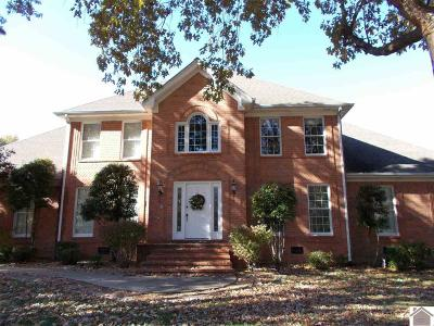 Paducah Single Family Home For Sale: 4114 Alameda Close